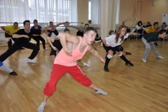 Танцевальная консерватория - зима 2013.